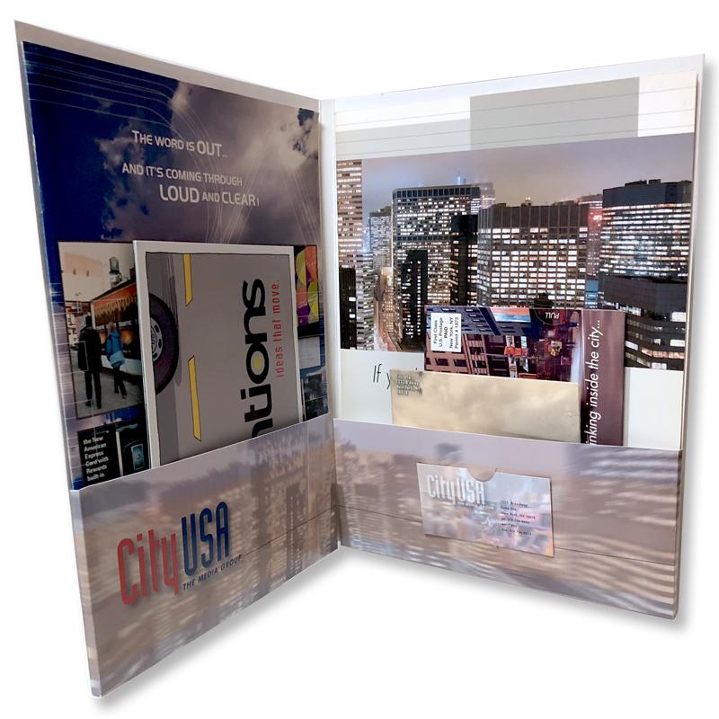 CityUSA Media Kit Folder
