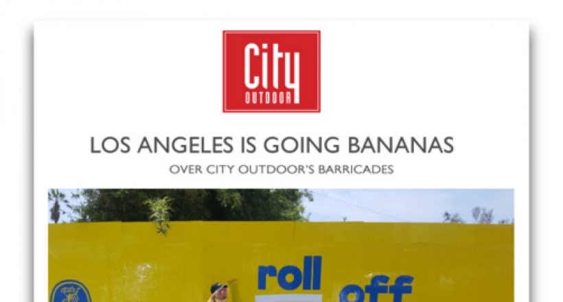 City Outdoor: E-Marketing